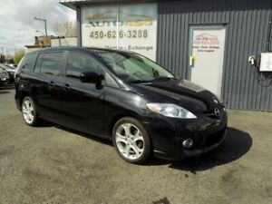 MAZDA 5 GT 2010***CUIR,TOIT,MAGS,AUTOMATIQUE