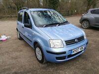 Fiat Panda 1.2 LONG MOT, cheapest insurance, good tyres conditions, never let me down.