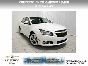2013 Chevrolet Cruze NAV, TOIT, RS, AUTO, TURBO,