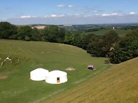 Wanted an exceptionally reliable Campsite Manager near Lewes, East Sussex
