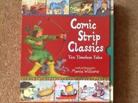 Box set of Comic Strip Classics