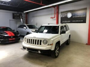 Jeep Patriot High Altitude 4X4 2016 BLUETOOTH , INTÉRIEUR EN CUI