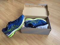 Man Running Shoes Asics Nimbus 19