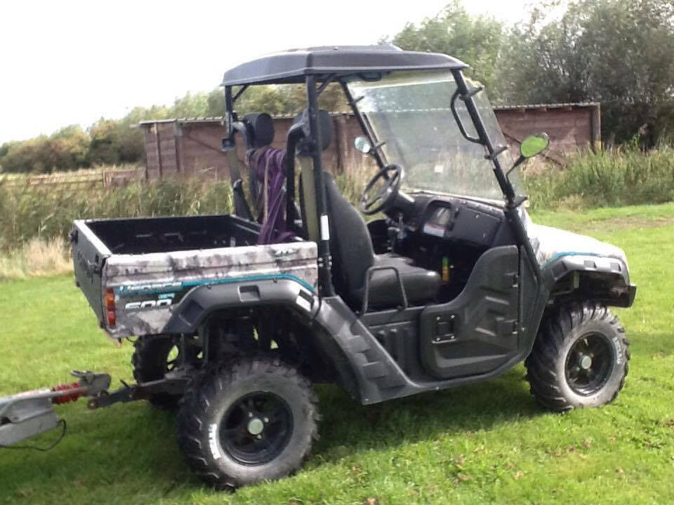 road legal off road buggy ,very low miles ,roof and screen fitted