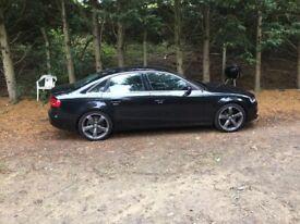 Audi A4 2.0 TDI Manual 6 Speed