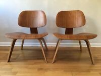 Lounge chairs - Eames style
