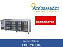 Skope Backbar Series 4 Sliding Door Chiller Brisbane City Brisbane North West Preview