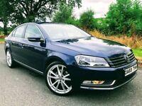 2013 Volkswagen Passat Highline 2.0 Tdi****FINANCE THIS CAR FROM £48 A WEEK****