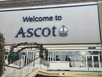Ascot trip & entry for 2 people