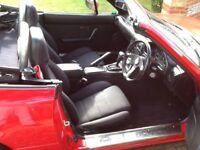 Classic Mazda MX5 MK1 1600 Auto (Eunos)