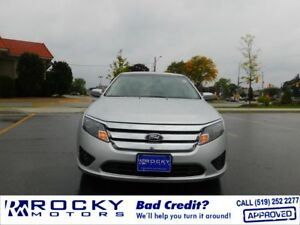 2012 Ford Fusion - BAD CREDIT APPROVALS