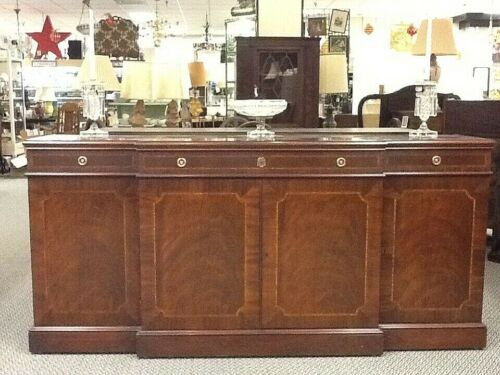 BEAUTIFUL KARGAS FLAME MAHOGANY BUFFET