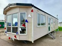 Cheap static caravan for sale , sited in Essex, Double Glazed & Central heated