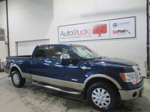 FORD F-150 2011 KING RANCH**ECOBOOST**CREW CAB**TOIT**