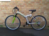 "New Challenge Beacon Folding 26"" Bike"