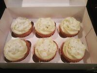 Swan Bake; celebration cakes, cupcakes & traybakes