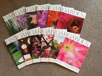 The Garden RHS Monthly Magazines