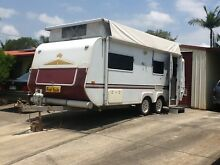 Well maintained pop top Caravan, good storage & breeze to tow. Eagleby Logan Area Preview