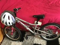 Girls Bike- Aged 8-10 years Used twice