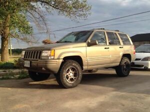 96' Jeep Grand Cherokee Limited