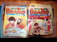 Approx 100 Beano comics early-late 90's, good condition