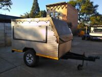 Camping/Working Trailer for sale