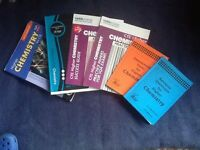 Higher Chemistry Text Books