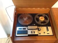 Sony collectors spool to spool deck 1960's