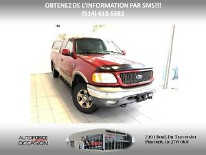 2002 Ford F-150 XLT TRITON V8 TOUTE EQUIPE 4X4 West Island Greater Montréal image 1