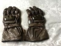 3 pairs of Motorcycle gloves