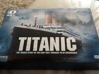 Titanic Story 6 DVD set