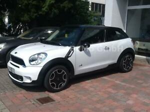 MINI Paceman Cooper SD 4x4  ALL4 Paket: Salt