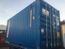 SHIPPING CONTAINER HIGH CUBE 20 footer Oak Flats Shellharbour Area Preview