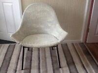 Retro Wicker Chair.