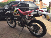 1999 Honda xr250r. Very low mileage 5K PX WELCOME ??