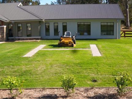 GD's lawn care + property maintenance