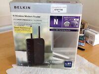 BELKIN router for sale,