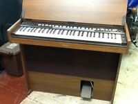 Yamaha upright organ