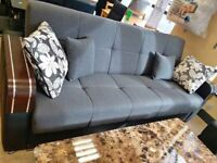 BRAND NEW 💙IMPORTED MALTA SOFA BED💙 WITH INSIDE STORAGE CAPACITY NOW IN STOCK (ORDER NOW !!!)