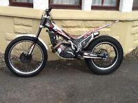 Beta Evo 300 Trials bike,not Gas Gas,Sherco,Montesa,Vertigo,