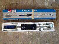 Hilka 9pce Quality Dent puller (slide hammer) British made