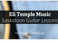 Guitar Lessons from Saskatoon Guitar Lessons