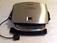 George Foreman 4 portion Grill and Melt