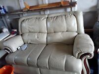 Free Sofa and Footrest collection only