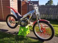 Gas gas 250 trials bike