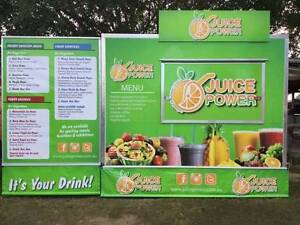 juice power ( mobile juice and coffee ).fetes.events.markets. Loganholme Logan Area Preview