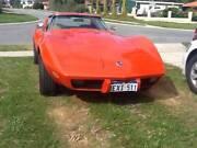 1976 Corvette Stingray Merriwa Wanneroo Area Preview