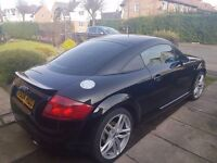 [swaps] black audi tt 225 bhp bam engine