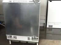 Bosch intergrated fridge.