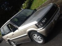 2001 RANGE ROVER 4.6 VOGUE AUTO WITH LEATHER ON LPG GAS... RUNS AND DRIVES BUT READ ADVERT